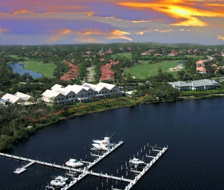 Club_Docks_Multi_Sky-868x735 Palm Harbor Village on bradenton village, florida village, sunrise village,