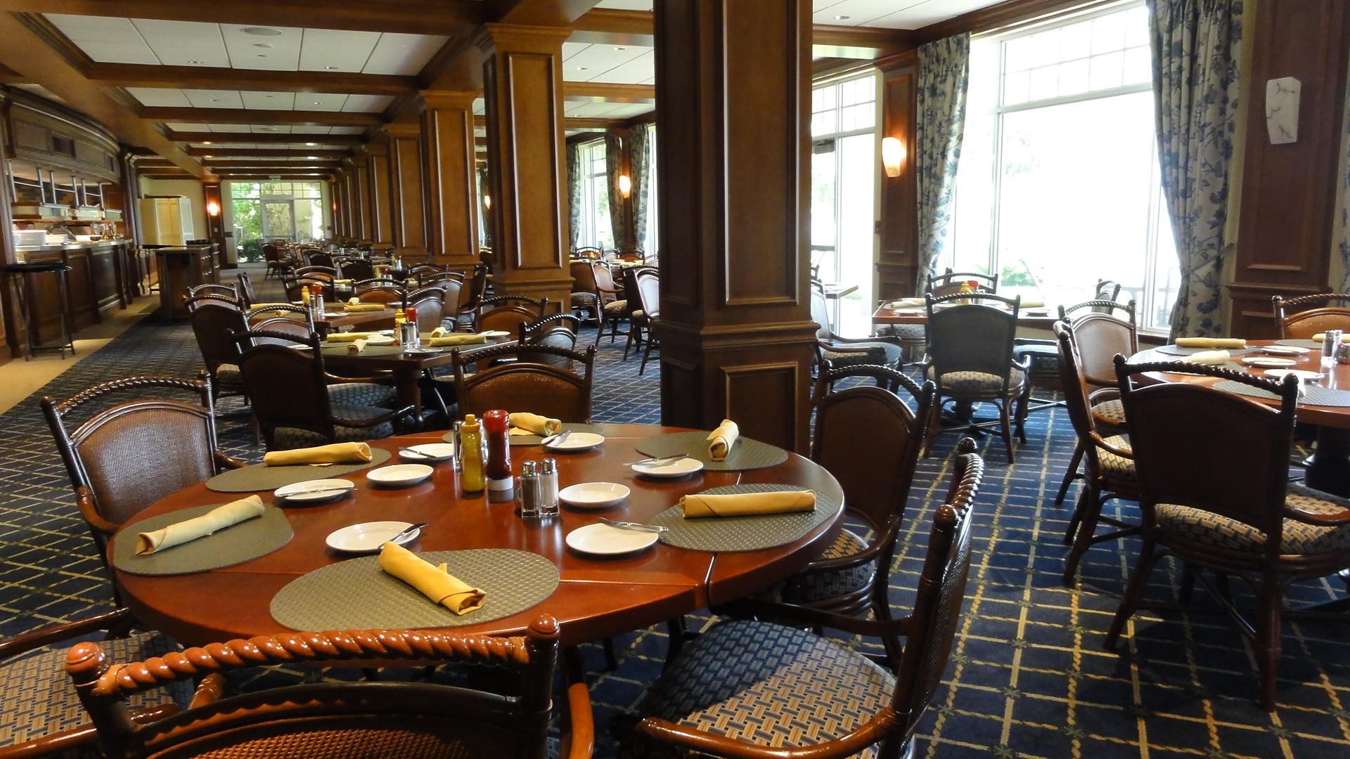 Harbour Ridge Clubhouse Grille Room