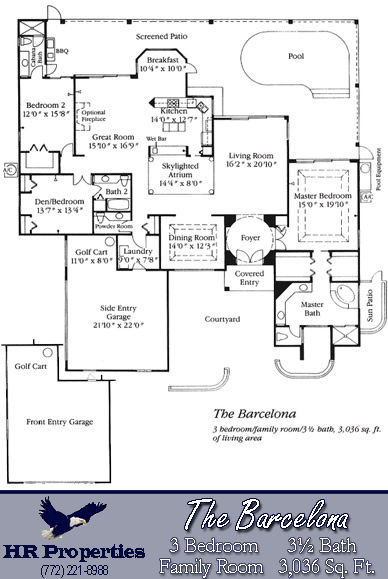 barcelona-floor-plan-harbour-ridge-country-club