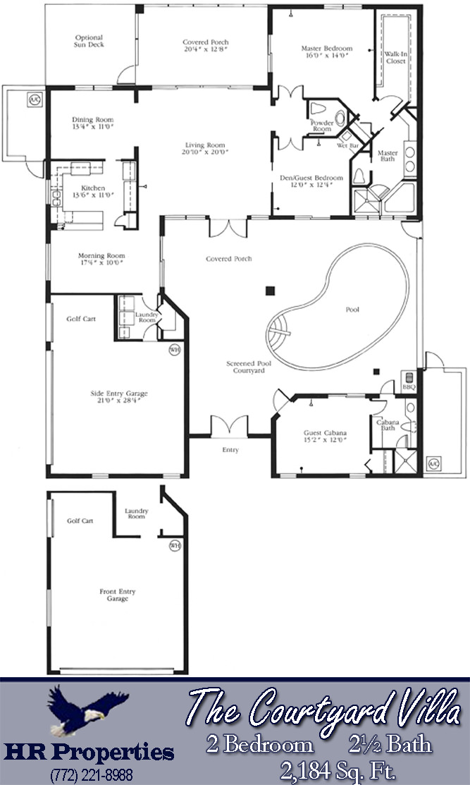 courtyard-villa-floor-plan-harbour-ridge-country-club