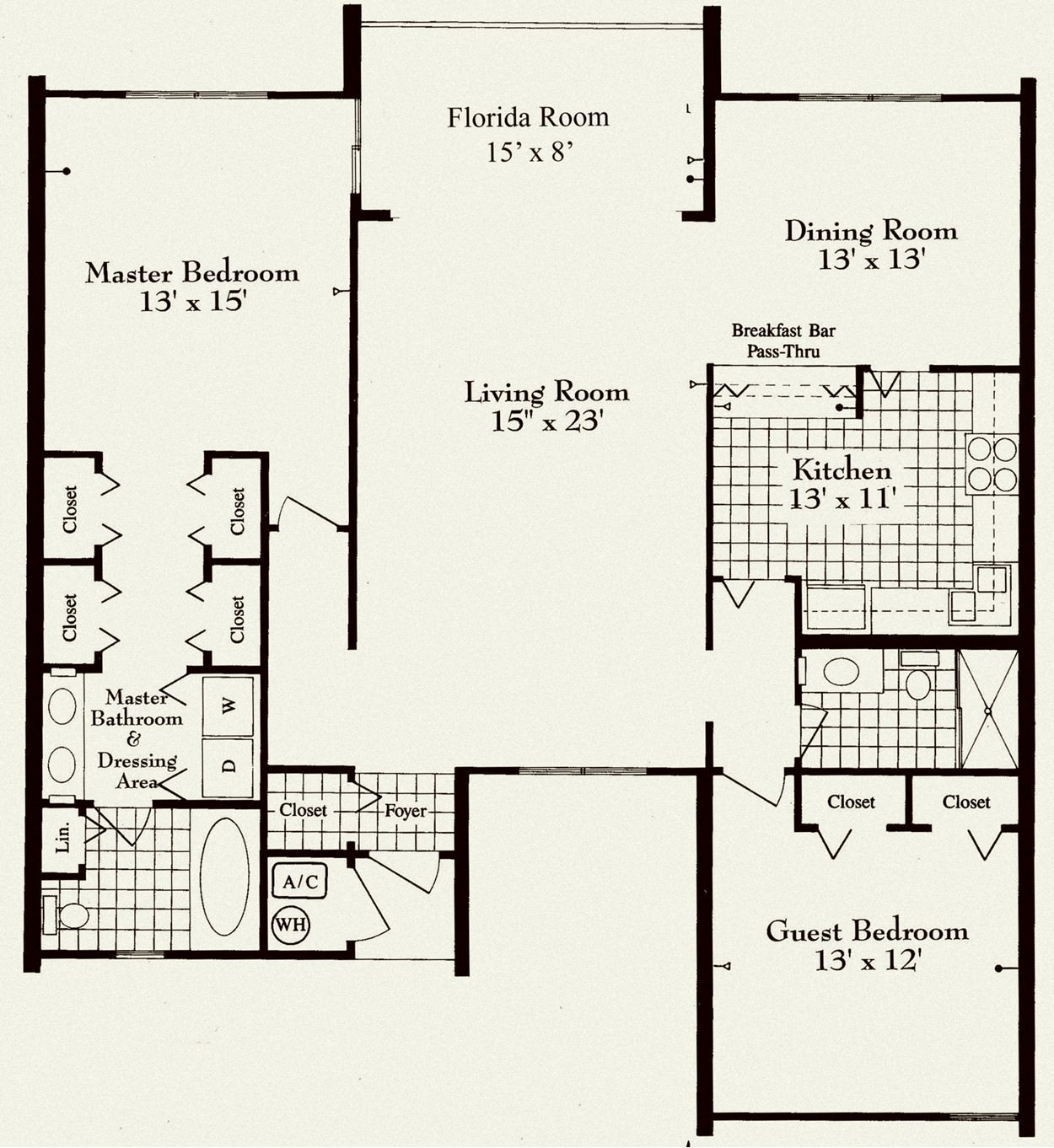 Harbour Ridge Yacht & Country Club by HR Properties | 13224 ... on golf course design plans, golf course clubhouse design, golf course floor plans, golf course home exteriors tuscan style,