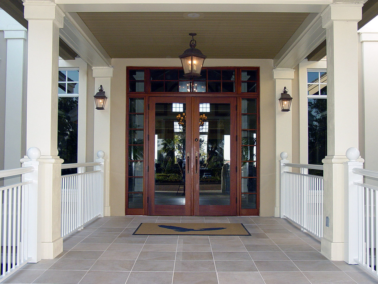 02 Clubhouse Entrance